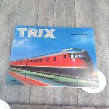 TRIX Katalog 1965 - #A31