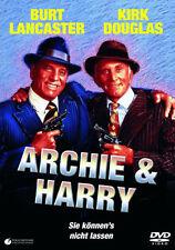 ARCHIE & HARRY - Burt Lancaster, Kirk Douglas - RARITÄT - DVD*NEU*OVP