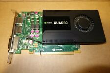 HP NVIDIA Quadro K2000 700103-001 713380-001 Video Card 2GB GDDR5 2 DP DVI dell