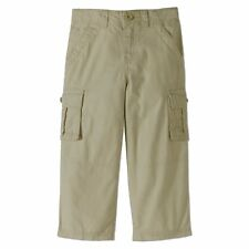Responsible Wrangler Baby Boys 18m Khaki Cargo Pants W/ Adjustable Waist Size 18 Months Clothing, Shoes & Accessories