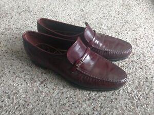 Florsheim The Royal Imperial Brown Formal Dress Shoe Loafer Slip-on Men's 8 1/2