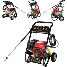 More details for cleaning 3000 psi 8 hp petrol pressure washer cleaner high jet power independent