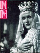 Elisabetta Bruscolini Dive anti Dive del cinema italiano Catalogo 2002   R