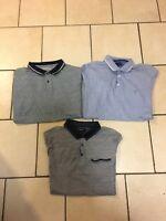 X3 Men's Polo Shirt / Top Bundle (Size XL)