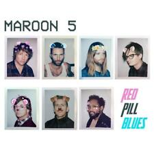 MAROON 5 - Red Pill Blues (Deluxe Edition) with 6 additional Tracks neuw.