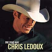 One Road Man by Chris LeDoux (CD, Jul-1998, Capitol) - Free S&H