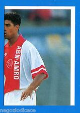 EUROCUPS 94-95 -SL Italy 1994- Figurina Sticker n. 20 - RIJKAARD - AJAX 2/4 -New