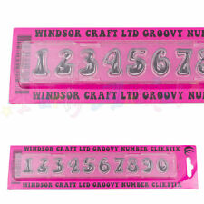 WINDSOR CLIKSTIX - Groovy Number Cutter