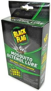 Black Flag BZ-OCT1 - Universal Mosquito Octeno Lure - 30-Day Continuous Release