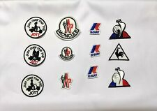 ECUSSON PATCH TOPPA JOTT K WAY LE COQ SPORTIF
