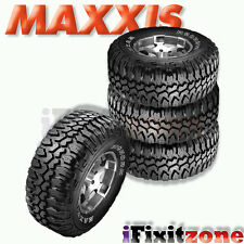 4 Maxxis Bighorn MT-762 LT285/70R17 121/118Q D/8 All Terrain Mud Tires New