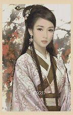 Cross Stitch Chart - Oriental Lady Geisha - no. 270b Tsg37 - Free Uk P&P