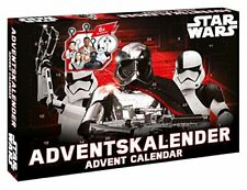 Disney 57385 Star Wars VIII Calendrier de L'avent Figur