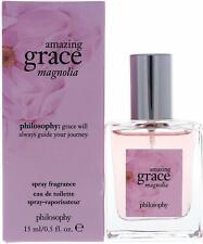 Amazing Grace Magnolia Eau de Toilette by Philosophy, 0.5 oz