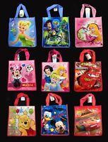 Disney Tote Bag Shopping Bag Kids Bag School Book Bag CARS POOH PRINCESS MICKEY