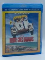 Herbie Goes Bananas (Blu-ray Disc, 2015; 35th Anniversary Ed.) NEW + Exclusive