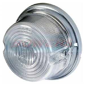 HELLA WHITE/CLEAR FRONT TOP MARKER LIGHT LAMP HYMER KNAUS MOTORHOME 2PF001259631