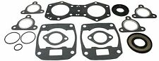 Polaris Indy Pro-X 440 Fan, 2003-2004, Full Gasket Set and Crank Seals