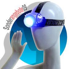 Stirnlampe Kopflampe Lampe Taschenlampe Arbeitsleuchte 7LED NEU Kopfleuchte