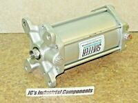 "Sheffer    4""  bore   X   6""  stroke   pneumatic cylinder  4C20FF6K"