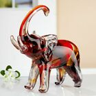 Amazing! Multi Sommerso Art Glass Elephant Sculpture FREE WORLDWIDE SHIPPING