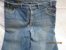 "Genuine & Original ""FLETCHER JONES"" Mens Blue Denim Jeans ""In Excellent Cond."""