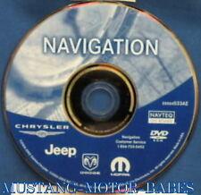 06 07 08 Chrysler Pacifica GPS Navigation Disk Map DVD