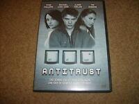 DVD ANTITRUST - VF VOSTFR - Très bon état