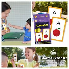 Alphabet Flash Cards Children Learning Preschool Game Funny Educational Toddler