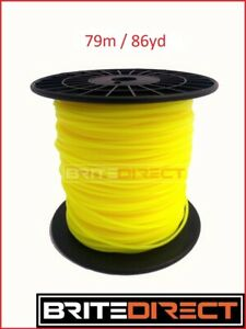 TRIMMER Line 2.4mm x 79m 86yd Roll STAR STRIMMER TRIMMER WIRE CORD Best Shipping