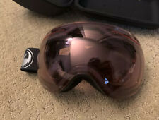 Dragon X1 Echo Transitions Light Rose Snow Goggle