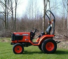 Kubota B1710, B2110, B2410, B2710 tracteur Workshop Manual PDF CD
