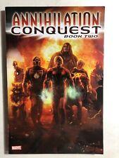 ANNIHILATION Conquest Book Two (2009) Marvel Comics TPB 1st  FINE-