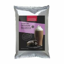 Cappuccine Frappe Mix chocolate decadence the original frappe DELICIOUS! 3 lbs