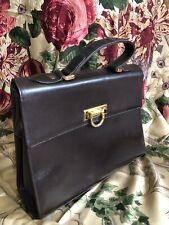 Bojola Leather Vintage Bag Made in Florence