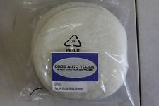 """Artificial Wool Polishing Bonnets Pack of 5 7""""  #123"""
