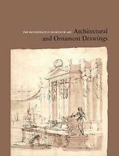 Architectural and Ornament Drawings: Juvarra, Vanvitelli, the Bibiena Family, an