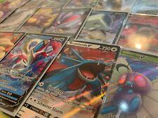 Pokemon | 50 Karten Sammlung + seltene V Karte | ALLE DEUTSCH, KEINE DOPPELT!