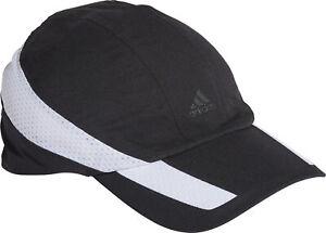 adidas AeroReady Retro Tech Reflective Running Cap - Black