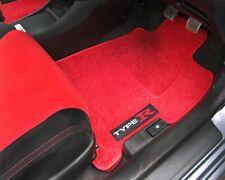 Custom Honda Civic Type R EP3 - 3 piece Car Mats