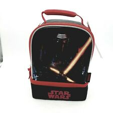 Thermos Dual Compartment Lunch Kit Bag Star Wars Episode VII Kylo Ren PVC Free