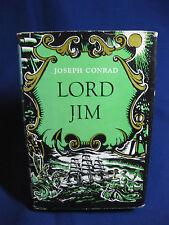 Lord Jim Hard Cover With Dust Jacket, 1920, Joseph Conrad, Doubleday & Company