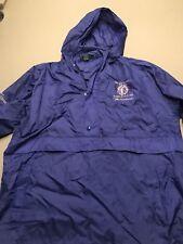 Phish lg crew rain jacket New Years 1996 Boston fleet center j-crew