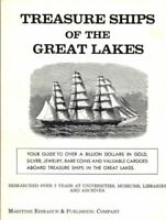 Treasure ships of the Great Lakes: Your guide to over a ... by Maritime Research