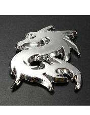 Dragon Badge Emblem Badge Decals Car Truck Auto Motor Sticker 3D Chrome Look New