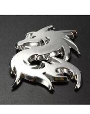 Dragon badge emblème badge autocollant voiture camion auto motor autocollant 3D chrome look neuf