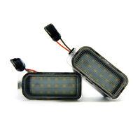 2 x LED Kennzeichenbeleuchtung Ford Xenon Kennzeichen Leuchte 6000K