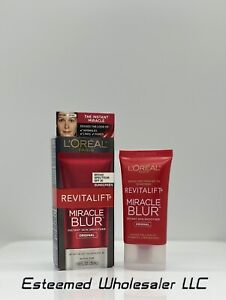 L'OREAL Paris Revitalift Miracle Blur Instant Skin Smoother SPF 30 1.18 fl. oz.