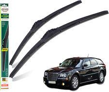 """Chrysler 300C Touring 2004-2010 wiper blades HEYNER HYBRID 22"""" 22"""" FRONT"""