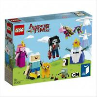 LEGO iDeas 21308 Adventure Time - nuovo MISB